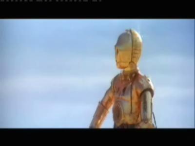 C-3PO Walking