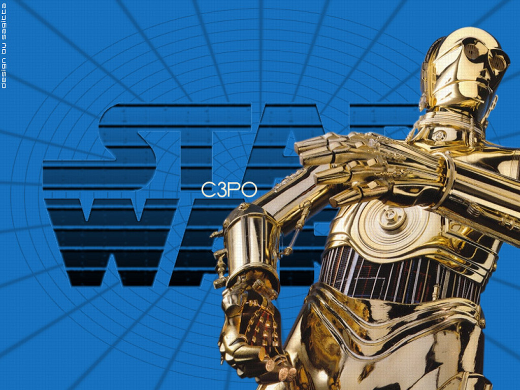 c 3po wallpapers the c 3p0 fan club. Black Bedroom Furniture Sets. Home Design Ideas
